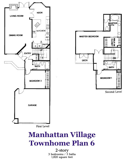 manhattan-village-townhome-plan6